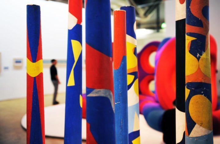Centre Pompidou Paris © Didier Raux 56