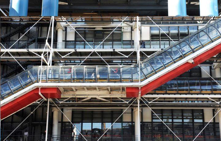 Centre Pompidou Paris © Didier Raux 6