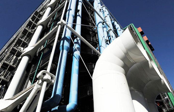 Centre Pompidou Paris © Didier Raux 7