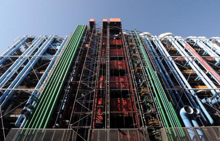 Centre Pompidou Paris © Didier Raux 8