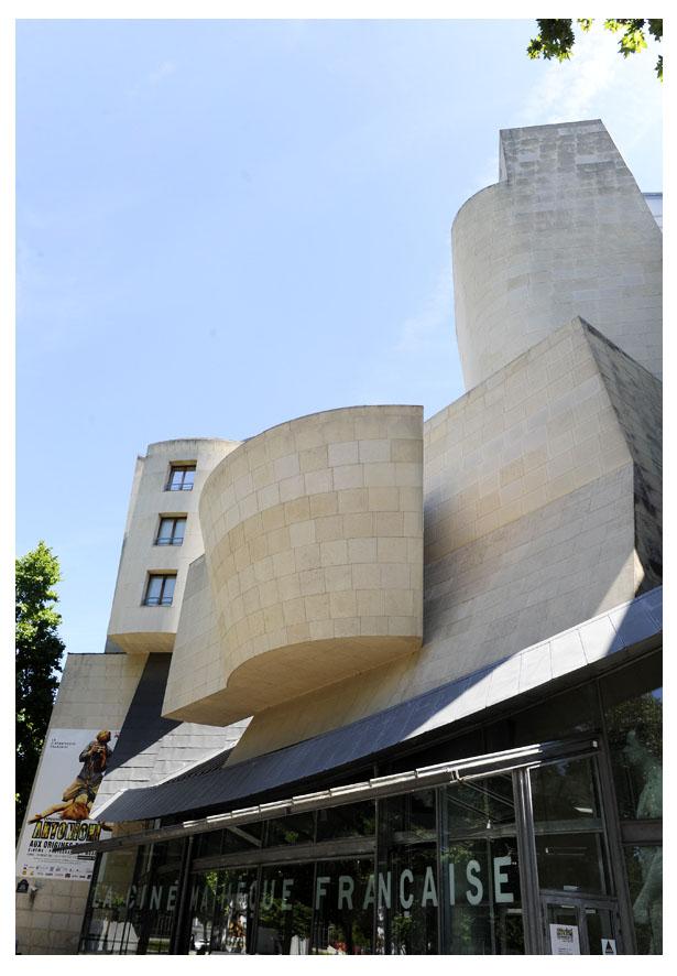Cinémathèque de France © D Raux 12