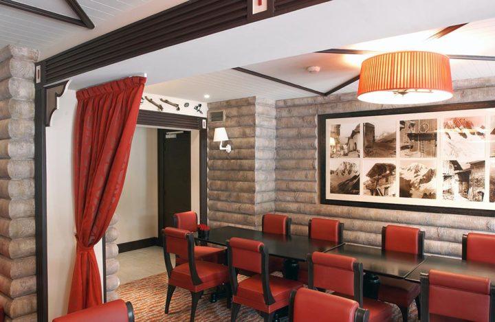 Club Med Chamonix © Didier Raux 10
