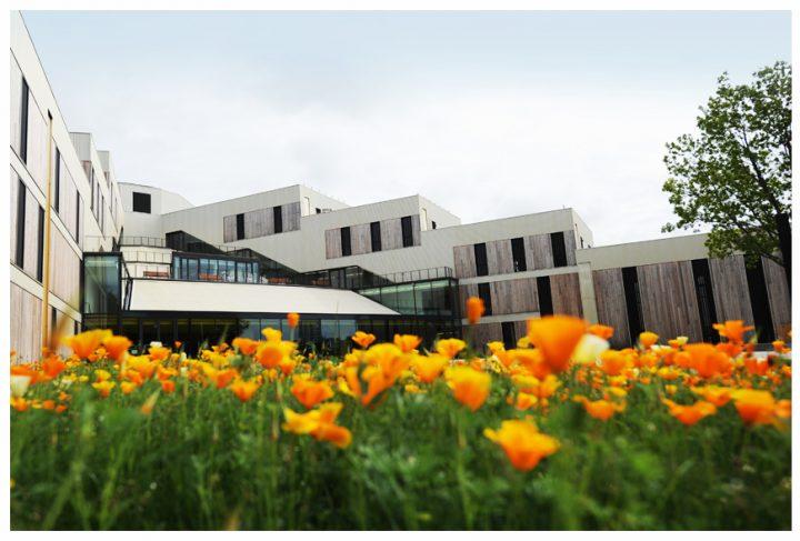 """Conçue par l'architecte urbaniste Nicolas Michelin et son équipe, sur 6 000 m2, le bâtiment """"se donnera à voir"""" grâce à sa forme emblématique. © Photos Didier Raux"""
