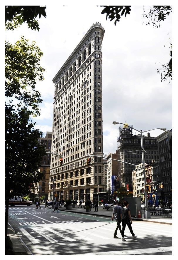 Flatiron Building NYC © D Raux 2
