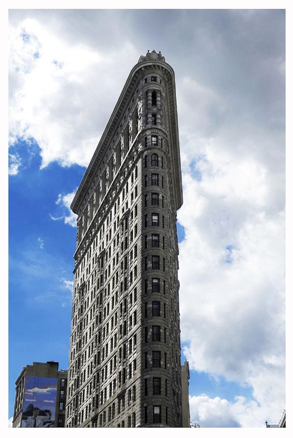 Flatiron Building NYC © D Raux 4