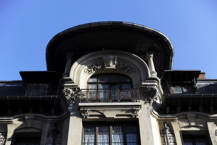 Immeuble Art Deco Dijon 10