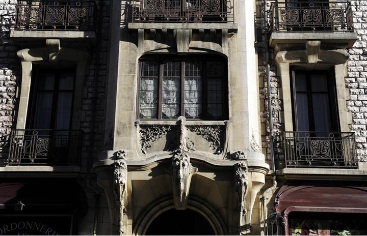 Immeuble Art Deco Dijon 11