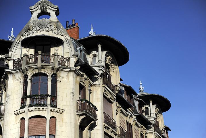 Immeuble Art Deco Dijon 2