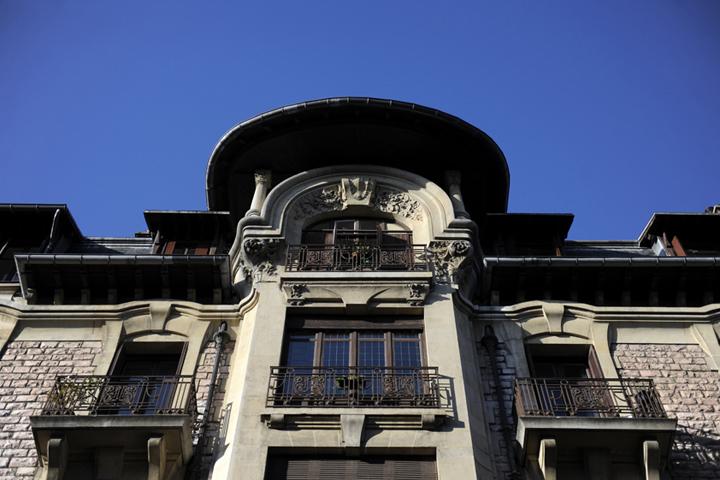 Immeuble Art Deco Dijon 6