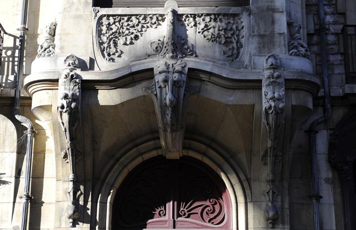 Immeuble Art Deco Dijon 8