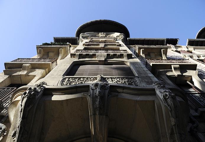 Immeuble Art Deco Dijon 9