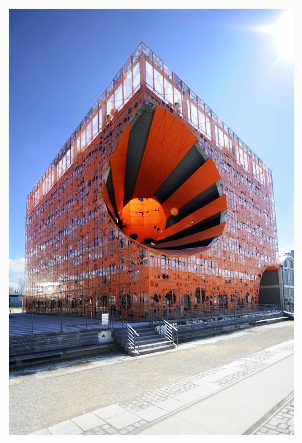 Immeuble Confluences Lyon © D Raux 4