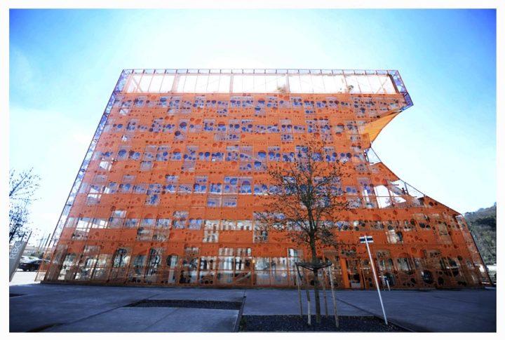 Immeuble Confluences Lyon © D Raux 5