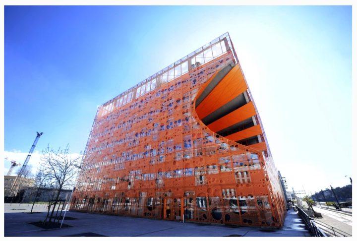 Immeuble Confluences Lyon © D Raux 6