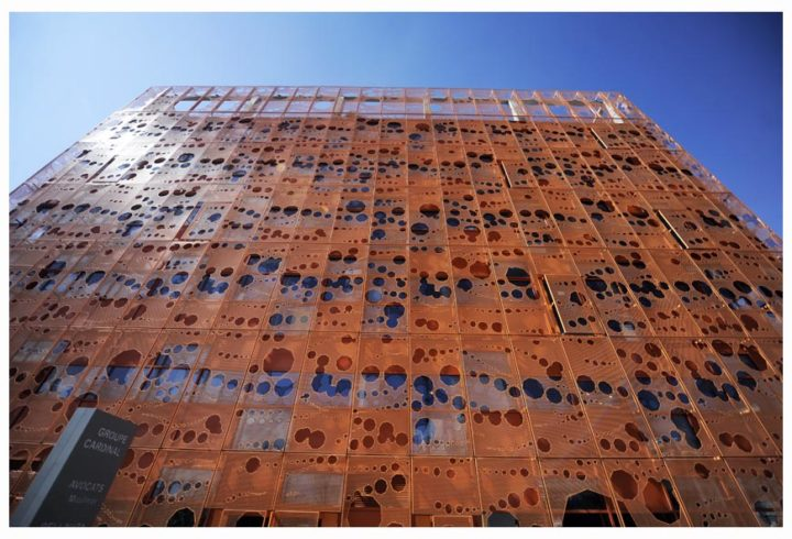 Immeuble Confluences Lyon © D Raux 7