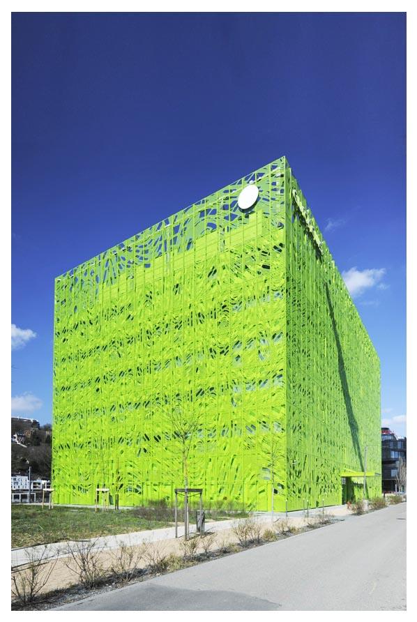 Immeuble Euronews Lyon Confluence © D Raux 5