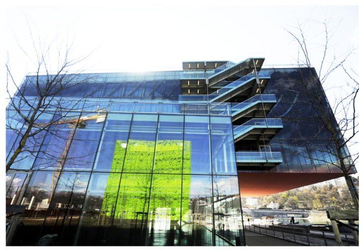 Immeuble Euronews Lyon Confluence © D Raux 6