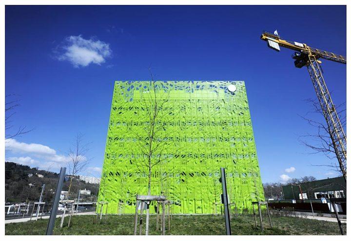 Immeuble Euronews Lyon Confluence © D Raux 7