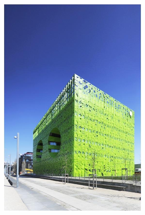 Immeuble Euronews Lyon Confluence © D Raux 9
