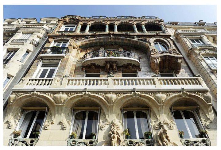 Immeuble avenue Rapp © D Raux 10