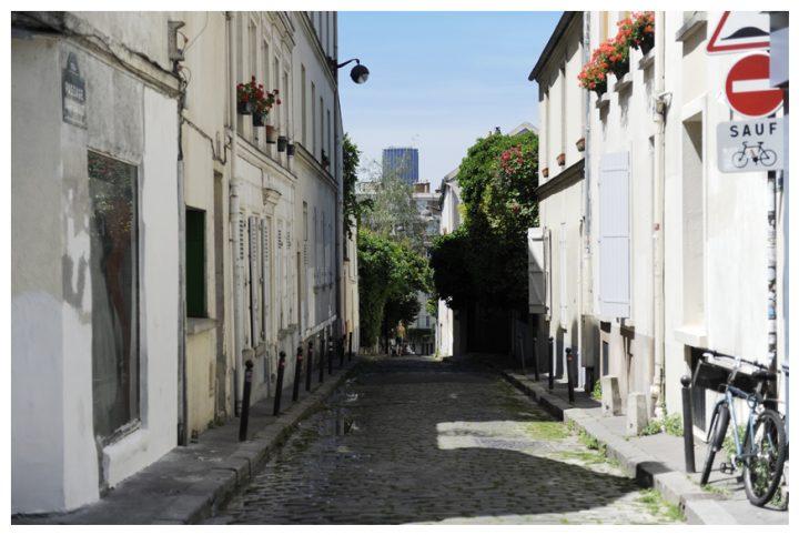 La Butte aux Cailles Paris 11