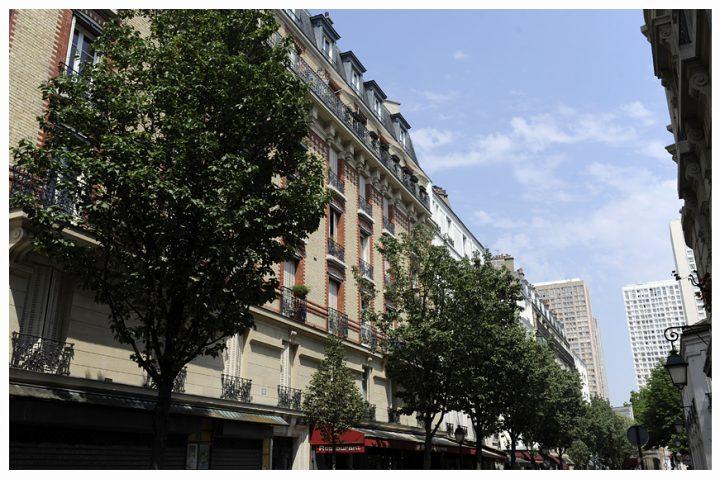 La Butte aux Cailles Paris 15