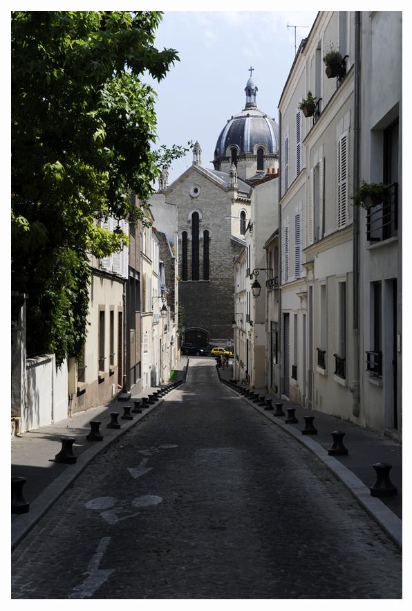 La Butte aux Cailles Paris 17