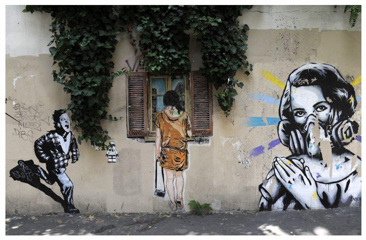 La Butte aux Cailles Paris 18