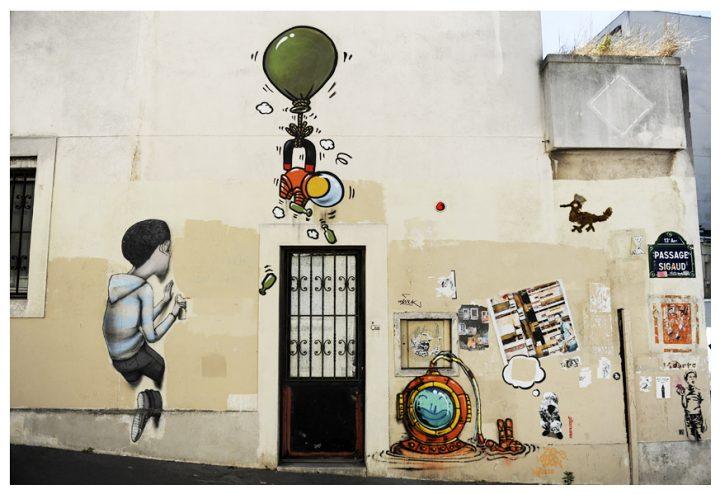 La Butte aux Cailles Paris 9