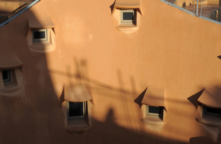 La Casa Mila Barcelone © Didier Raux12