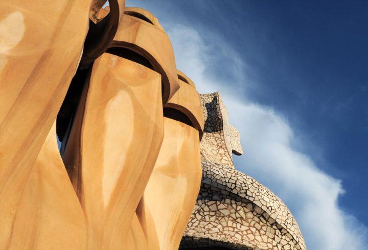La Casa Mila Barcelone © Didier Raux13