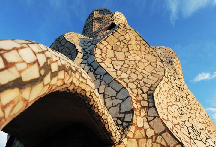 La Casa Mila Barcelone © Didier Raux14