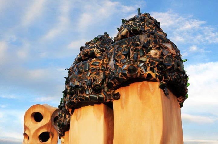 La Casa Mila Barcelone © Didier Raux15