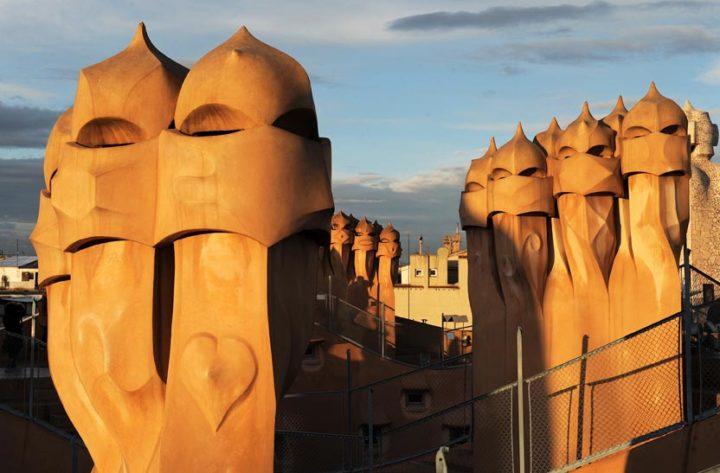 La Casa Mila Barcelone © Didier Raux17