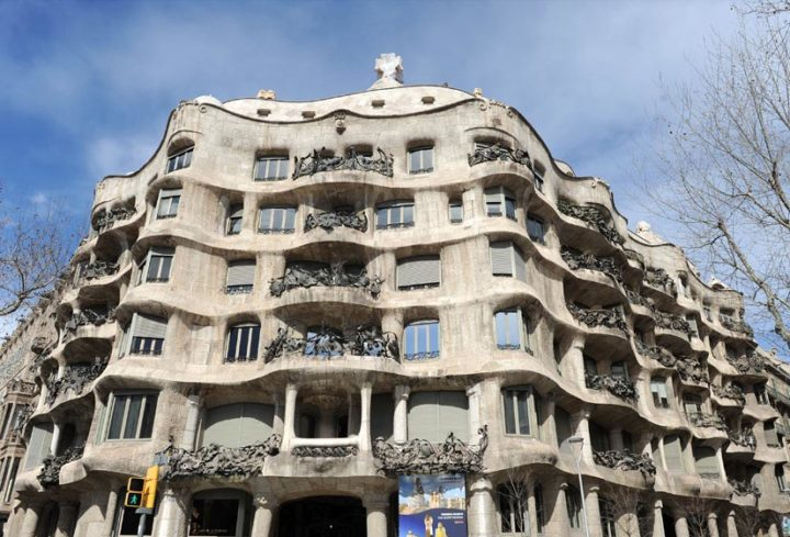 La Casa Mila Barcelone © Didier Raux21