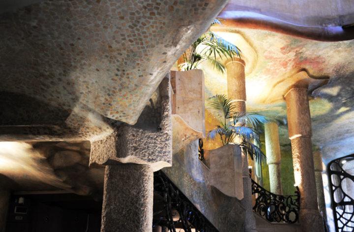 La Casa Mila Barcelone © Didier Raux23