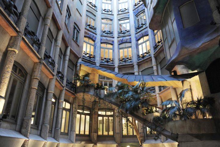 La Casa Mila Barcelone © Didier Raux27