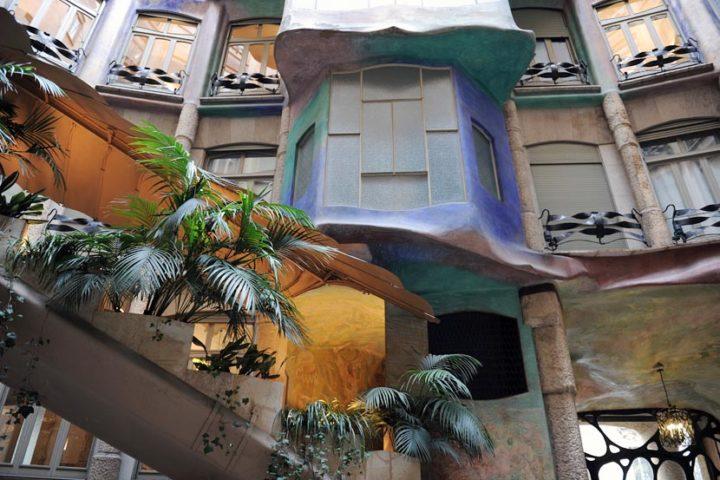 La Casa Mila Barcelone © Didier Raux6
