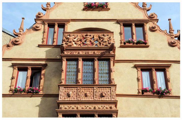La Maison des Têtes Colmar © D Raux 3