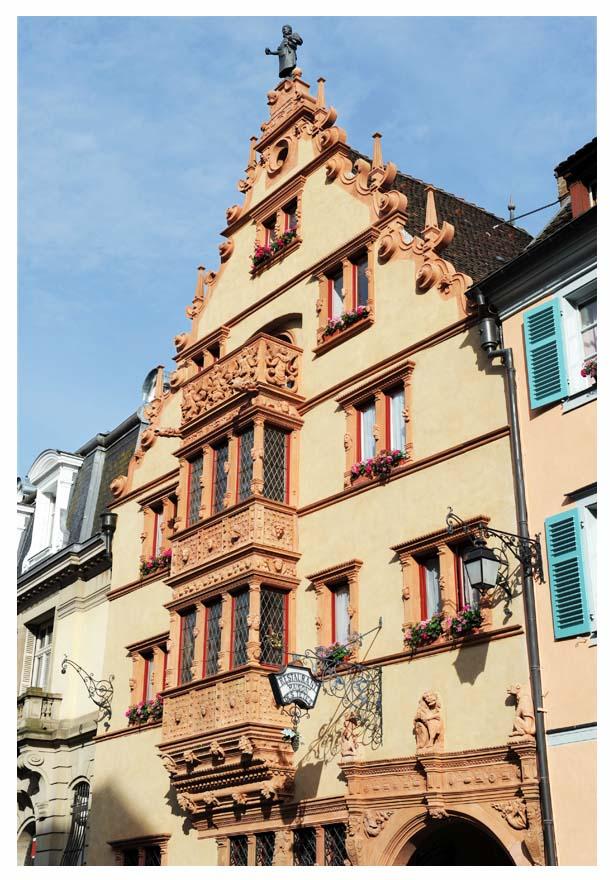 La Maison des Têtes Colmar © D Raux 7