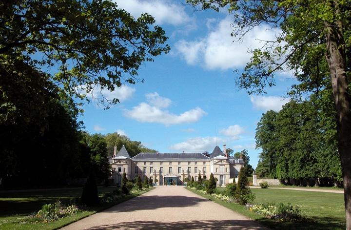 Le Château de la Malmaison : demeure impériale. © Didier Raux