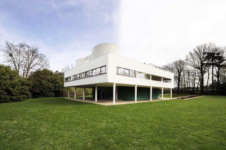 Le Corbusier Villa Savoye Poissy © D Raux 1