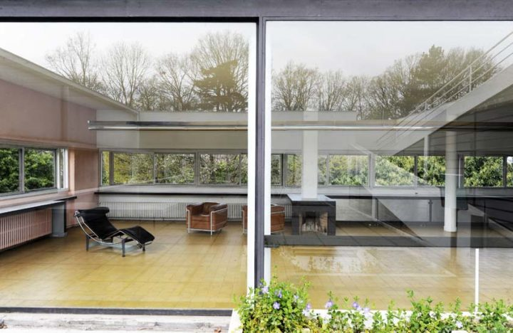 Le Corbusier Villa Savoye Poissy © D Raux 12