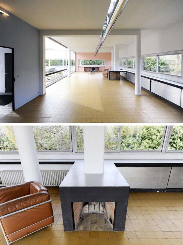 Le Corbusier Villa Savoye Poissy © D Raux 13