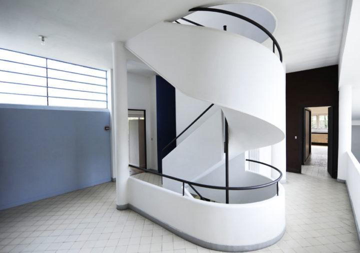 Le Corbusier Villa Savoye Poissy © D Raux 14
