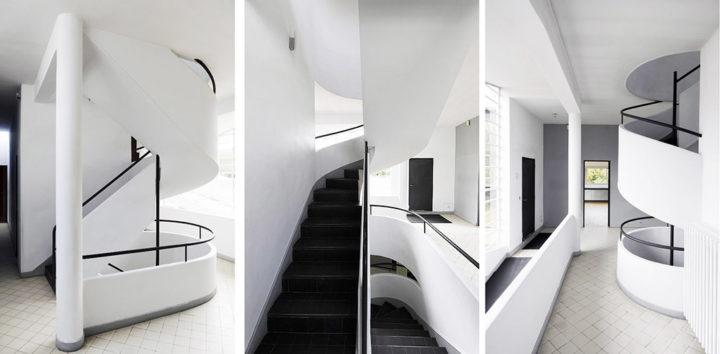 Le Corbusier Villa Savoye Poissy © D Raux 15