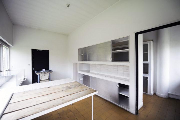 Le Corbusier Villa Savoye Poissy © D Raux 16
