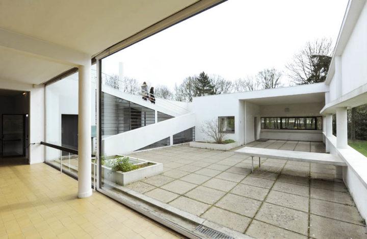 Le Corbusier Villa Savoye Poissy © D Raux 17
