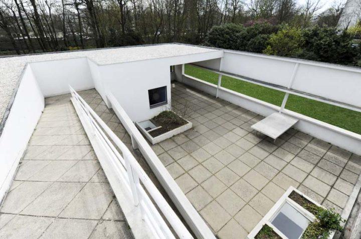 Le Corbusier Villa Savoye Poissy © D Raux 18