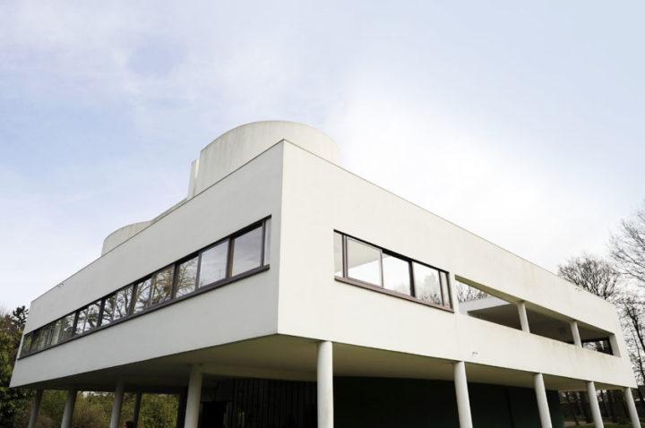 Le Corbusier Villa Savoye Poissy © D Raux 20
